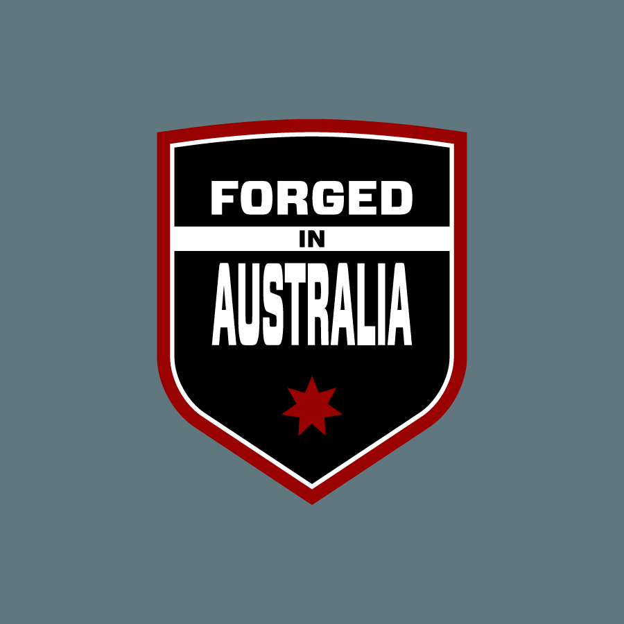 Forged In Australia