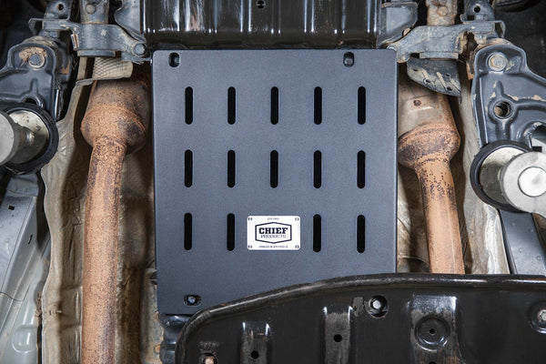 2007 Jeep Grand Cherokee Laredo >> WK2 Transmission Protection Plate   Chief Products