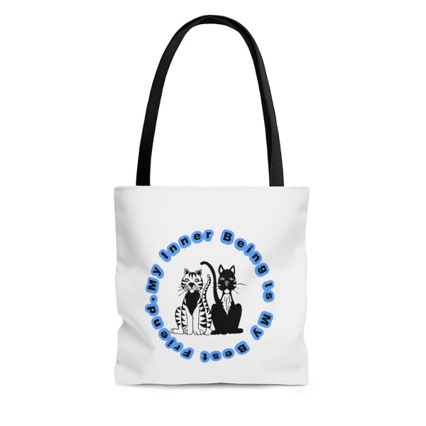 Abraham Hicks Quote Tote Bag
