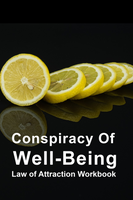 Conspiracy of Well-Being. Abraham Hicks Inspired Law Of Attraction Workbook. 7 Day Challenge. Digital