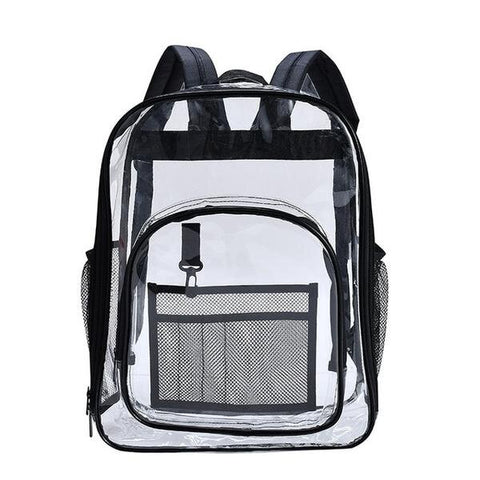Large Transparent Waterproof Outdoor Backpack