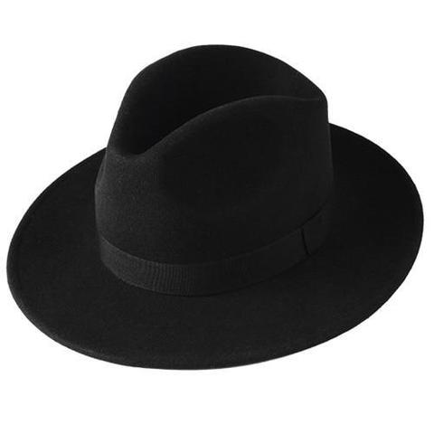 Front Pinched Felt Cowboy Hat (7 Available Colors)
