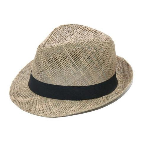 Golf Style Summer Panama Hat