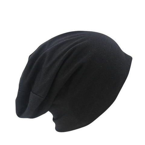 Thin Fashion Polyester Slouch Cap (10 Available Color)
