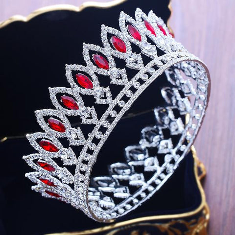 Baroque Tiaras for Women