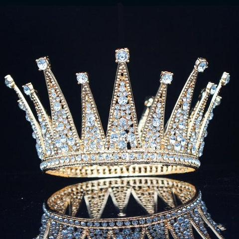 Vintage King's Crown for Men