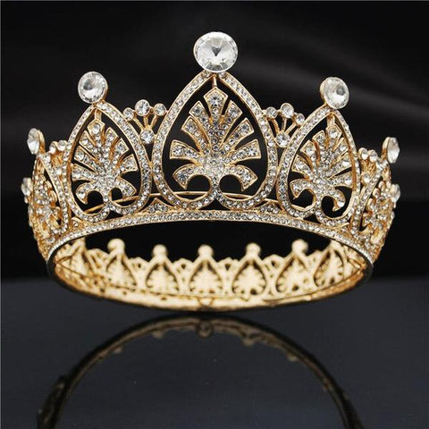 Spanish Queen Baroque Crown