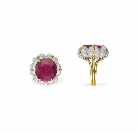 The Jubilee Ruby Ring