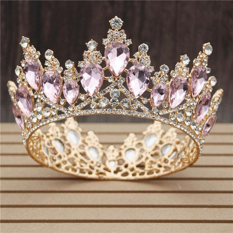 Multicolor Royal Crown