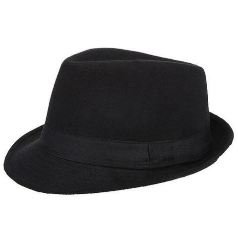 Classic Dipped Front Felt Hat (5 Available Colors)