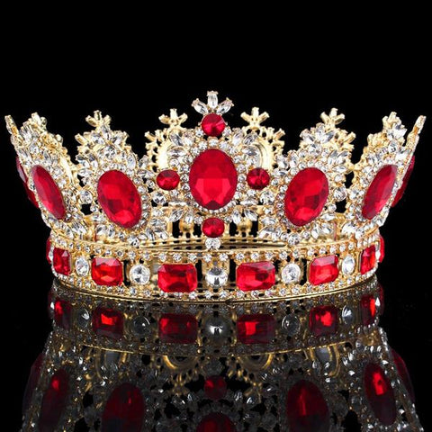 Luxury Royal Queen Crown