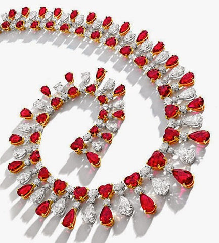 The Red Emperor Necklace of 2014