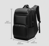 Men Travel Backpack Anti-thief Bag Large Capacity Waterproof USB Charging - InnovatoDesign