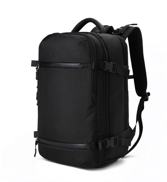 Multifunction Anti-theft 20 to 35 Litre Backpack with Shoes Compartment Bag - InnovatoDesign