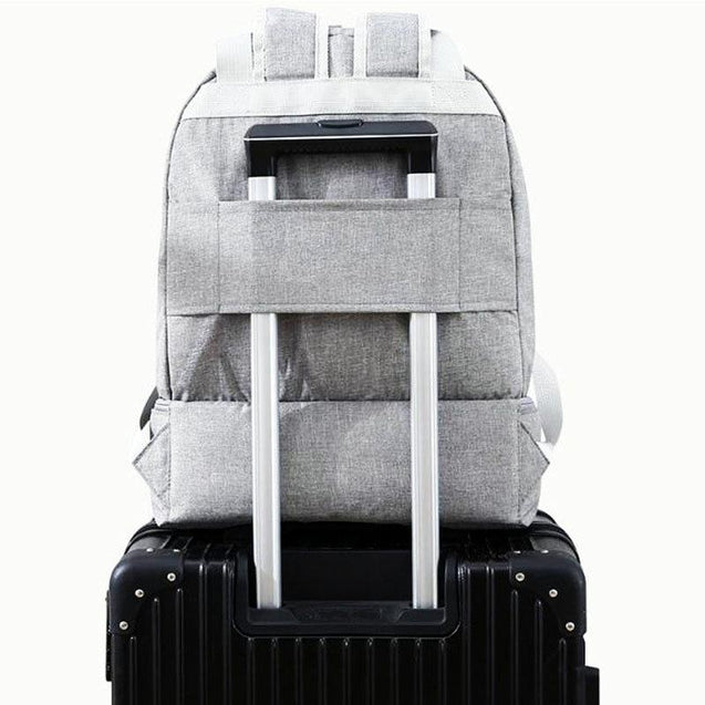 Fitness Backpack 20 to 35 Litre with Shoe Compartment - InnovatoDesign