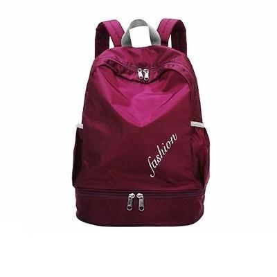 Gym Backpack 20 Litre with Dry and Wet Separator with Shoe Compartment - InnovatoDesign