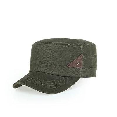 Vintage Cotton Army Cadet Patrol Military Hat