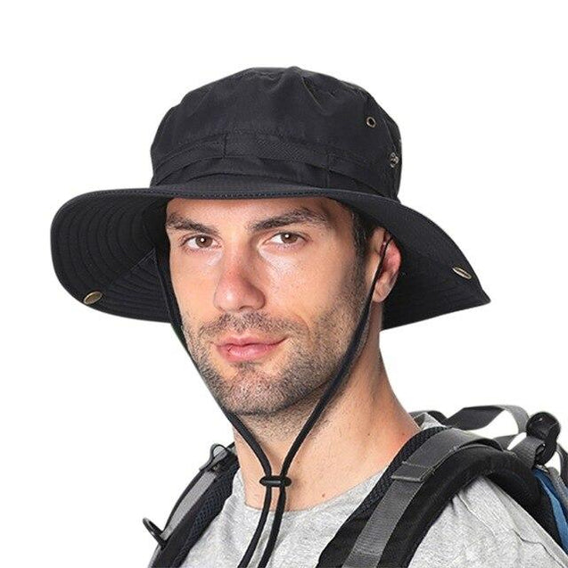 Breathable Waterproof Quick-drying Bucket Hat