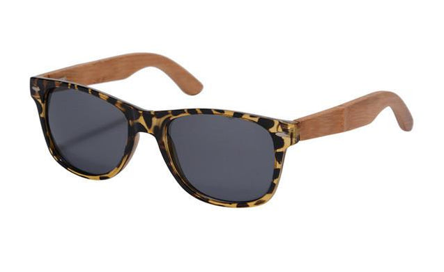 Sunglasses Polarized with Wooden Bamboo Frames Polarized - InnovatoDesign