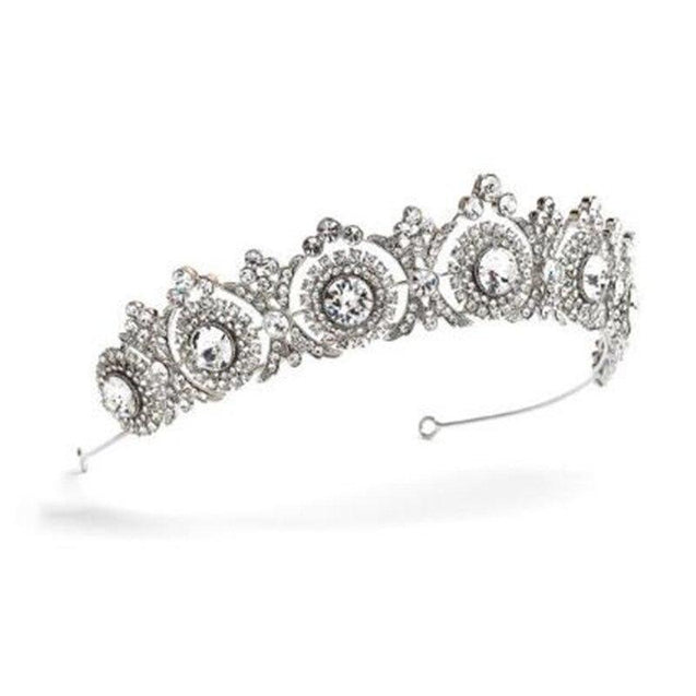 Pageant Crown Queen's Perfection for Wedding or Prom - InnovatoDesign