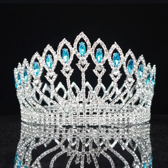 Baroque Fashion Tiaras and Crowns for Him or Her - InnovatoDesign