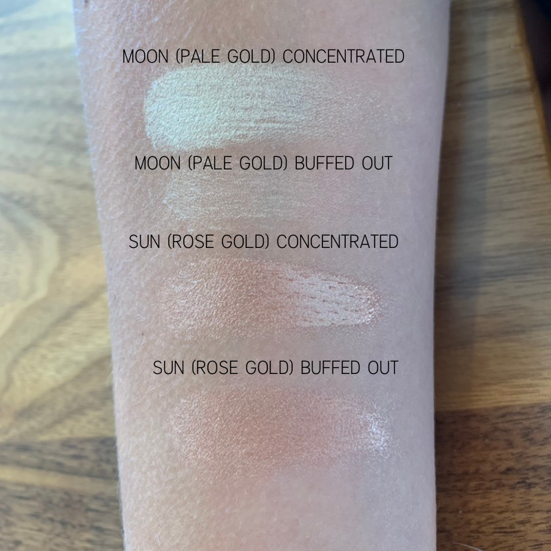 Dehiya Beauty The Halo Effect Tint Swatches Light Skin Tone