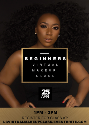 Legally Beat Makeup 101: Beginner Class