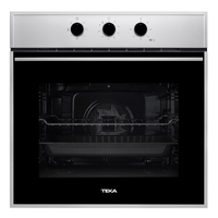Multifunction oven and HydroClean system in 60 cm