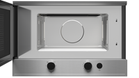 Built-in Mechanical Microwave with ceramic base