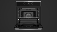 SurroundTemp Multifunction A+ oven with True Color display in 60 cm