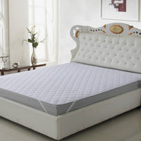 Aussino Whites - Quilted Mattress Protector