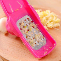 1PC MultiFunctional Ginger Garlic Grinding Grater Planer Slicer Cutter Cooking Tool Utensils Kitchen Accessories 9.21