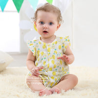orangemom summer baby girl clothes one-pieces jumpsuits baby clothing ,cotton short romper infant girl clothes roupas menina
