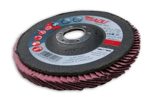 SADU  flap disc 115mm gr 36