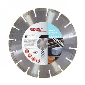 Sadu Diamond disc 115x22,23x10Force 1