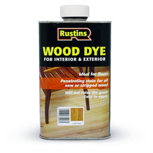 Load image into Gallery viewer, Wood Dye Light Oak 250ml