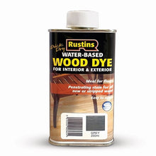 Load image into Gallery viewer, Wood Dye Grátt 1 ltr