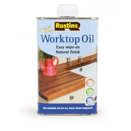 Worktop Oil 500 ml