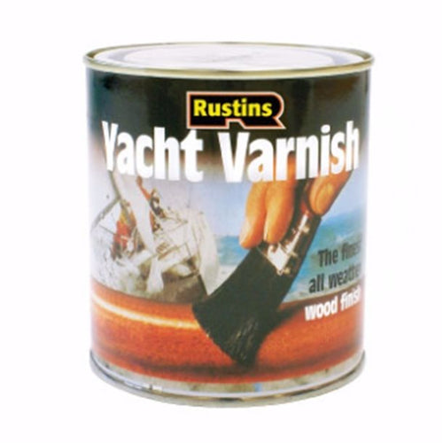 Rustins skútulakk satin/gloss 500 ml