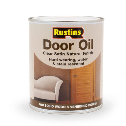 Rustins Door Oil 750ml