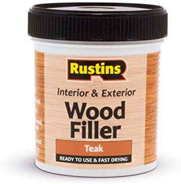 Wood Filler Teak 600gm