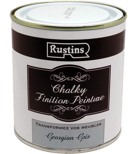 Chalky finish Georgian Grey  250ml