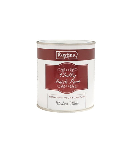 Chalky finish Windsor White 250ml