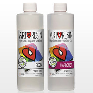 Art Resin 0,9 Kg Starter kit