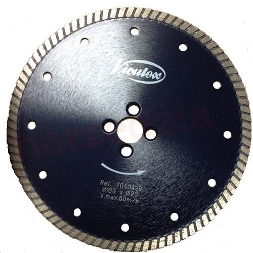 Virutex diamond disc 180mm
