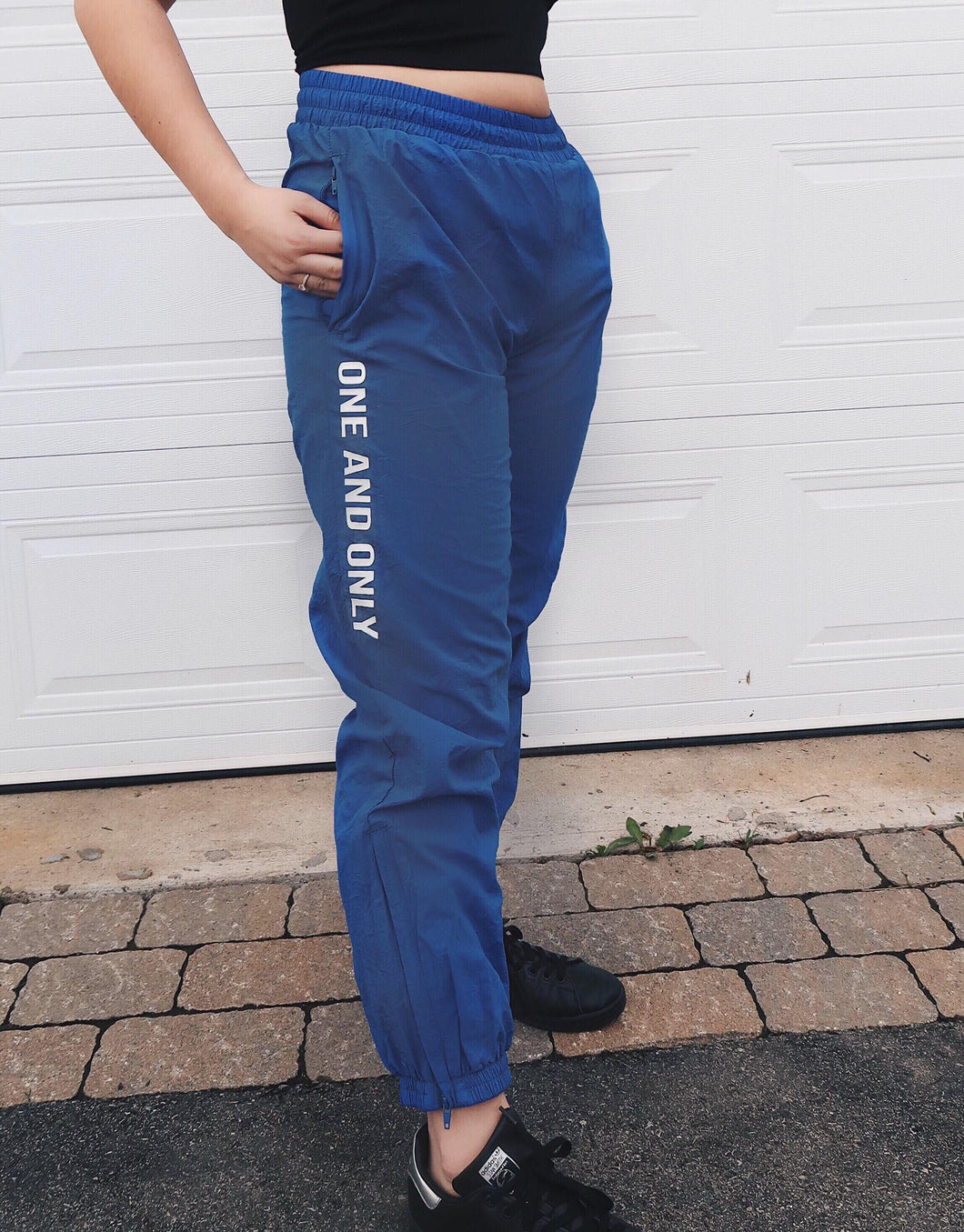 BLUE JEAN trackpants