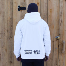 Load image into Gallery viewer, VIBEZ WHITE HOODIE