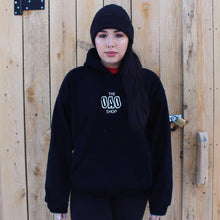 Load image into Gallery viewer, VIBEZ BLACK HOODIE