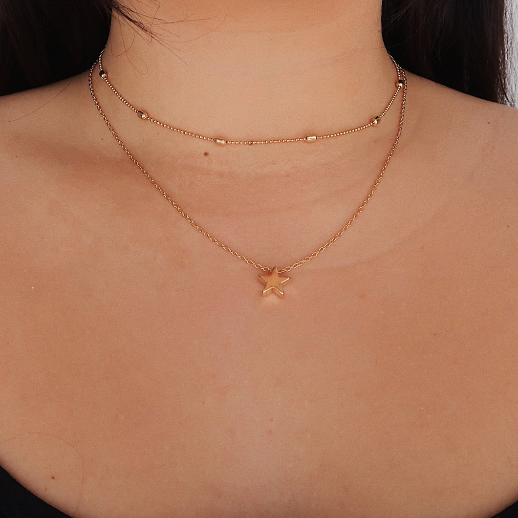 Dreamer Layered Necklace