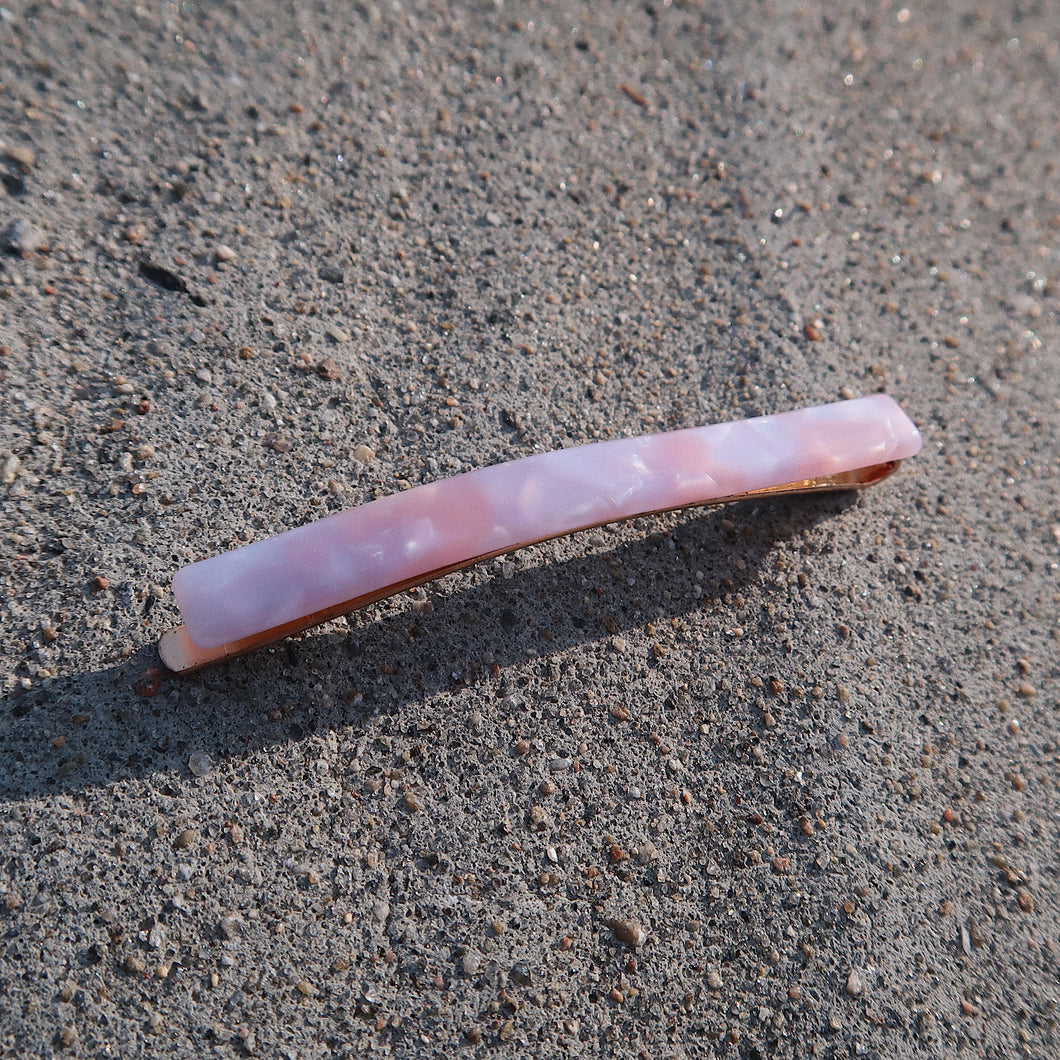 PINK QUARTZ Hair Pin